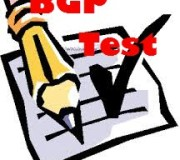BGP Quiz Test