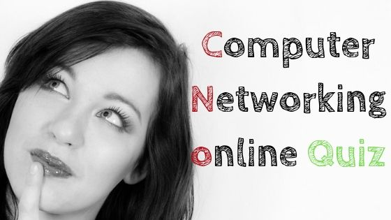 Computer Networking online Quiz