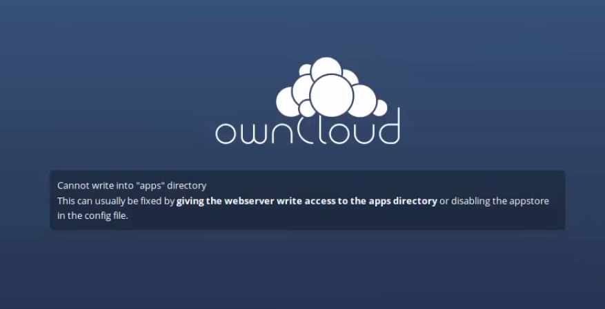 How to create your own cloud with ownCloud 8 with NOIP on Unbuntu 14.04