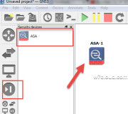 Cisco ASA on Gns3 1.3.11 | Solution for ASA Flash issue