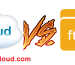 Cloud vs FTP difference