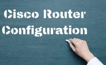 Cisco Router Configuration