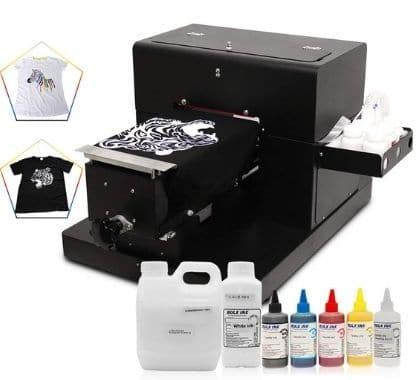 A4 DTG Printer T-Shirt Printing Machine