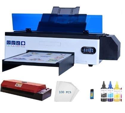 DTF L1800 Printer A3 Heat Transfer Printer