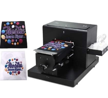DTG Printer T-Shirt Printing Machine A4 Size